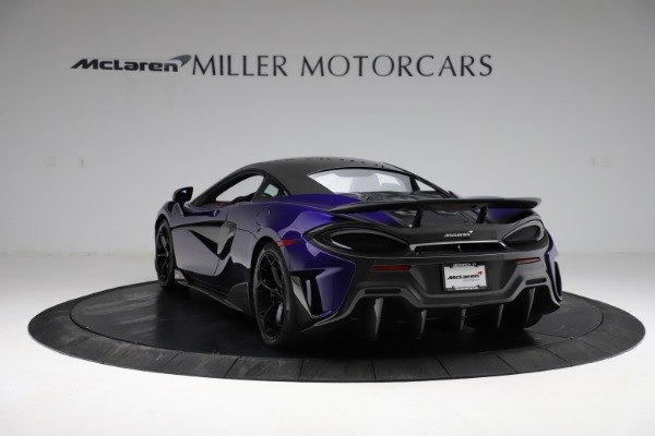 Used 2019 McLaren 600LT for sale $234,900 at McLaren Greenwich in Greenwich CT 06830 4