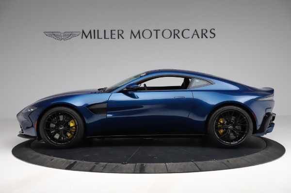New 2021 Aston Martin Vantage Coupe for sale $179,386 at McLaren Greenwich in Greenwich CT 06830 2