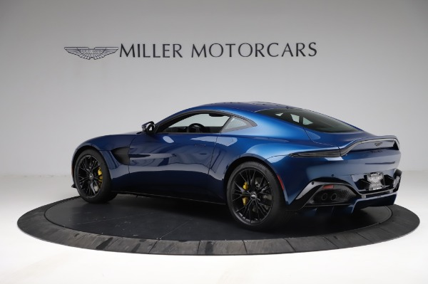 New 2021 Aston Martin Vantage Coupe for sale $179,386 at McLaren Greenwich in Greenwich CT 06830 3
