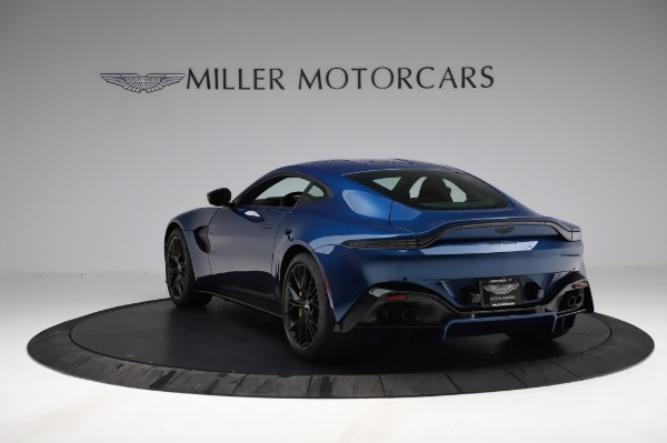 New 2021 Aston Martin Vantage Coupe for sale $179,386 at McLaren Greenwich in Greenwich CT 06830 4