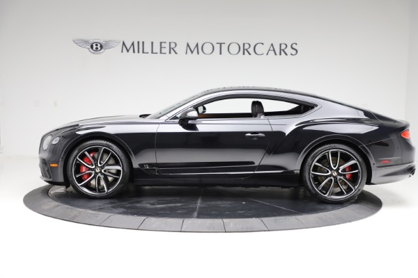 New 2020 Bentley Continental GT W12 for sale Sold at McLaren Greenwich in Greenwich CT 06830 3