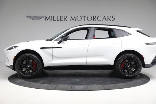 New 2021 Aston Martin DBX for sale $210,386 at McLaren Greenwich in Greenwich CT 06830 2