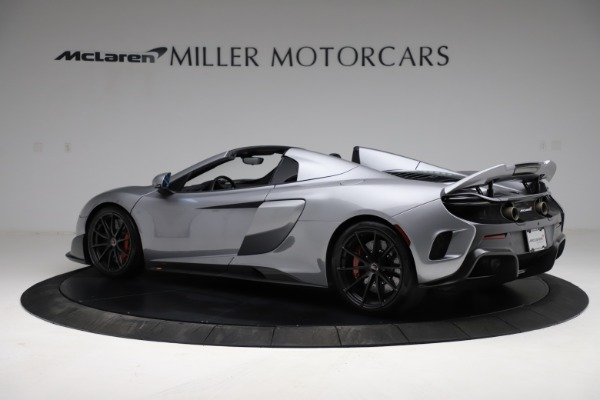 Used 2016 McLaren 675LT Spider for sale $275,900 at McLaren Greenwich in Greenwich CT 06830 3