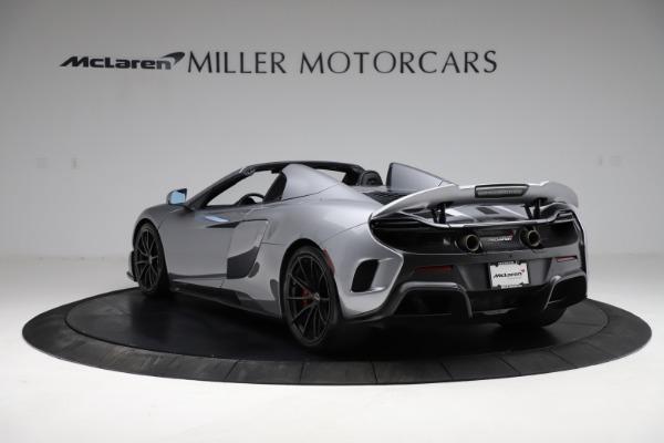 Used 2016 McLaren 675LT Spider for sale $275,900 at McLaren Greenwich in Greenwich CT 06830 4