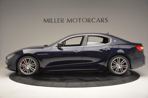New 2016 Maserati Ghibli S Q4 for sale Sold at McLaren Greenwich in Greenwich CT 06830 3