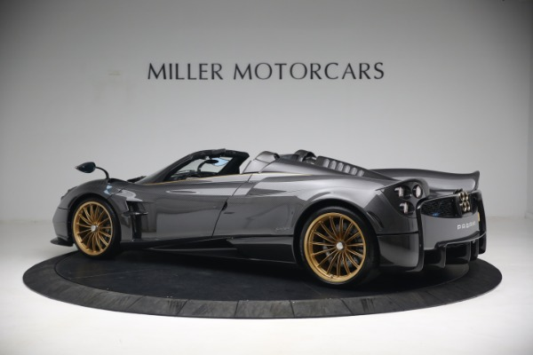 Used 2017 Pagani Huayra Roadster for sale Call for price at McLaren Greenwich in Greenwich CT 06830 4