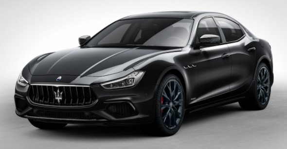 New 2021 Maserati Ghibli S Q4 GranSport for sale Call for price at McLaren Greenwich in Greenwich CT 06830 1