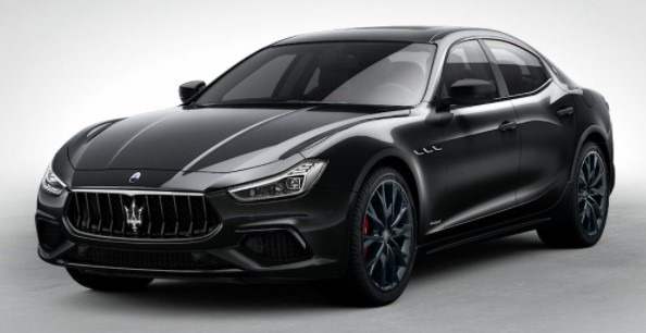 New 2021 Maserati Ghibli S Q4 GranSport for sale $97,985 at McLaren Greenwich in Greenwich CT 06830 1