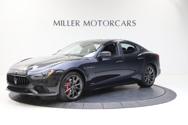 New 2021 Maserati Ghibli S Q4 GranSport for sale $100,285 at McLaren Greenwich in Greenwich CT 06830 2