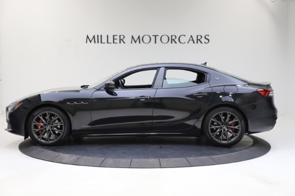 New 2021 Maserati Ghibli S Q4 GranSport for sale $100,285 at McLaren Greenwich in Greenwich CT 06830 3