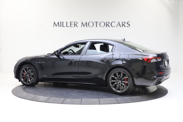New 2021 Maserati Ghibli S Q4 GranSport for sale $100,285 at McLaren Greenwich in Greenwich CT 06830 4