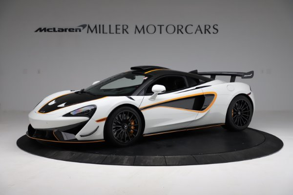 New 2020 McLaren 620R for sale Call for price at McLaren Greenwich in Greenwich CT 06830 2