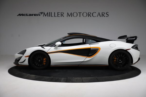 New 2020 McLaren 620R for sale Call for price at McLaren Greenwich in Greenwich CT 06830 3