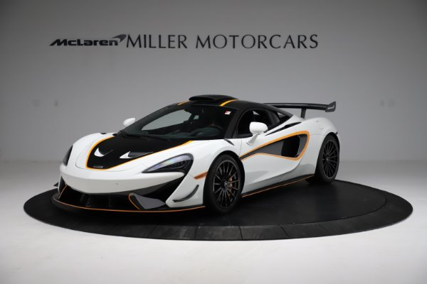 New 2020 McLaren 620R for sale Call for price at McLaren Greenwich in Greenwich CT 06830 1