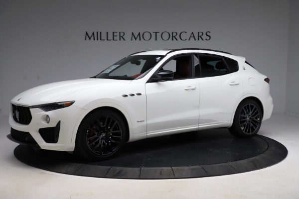 New 2021 Maserati Levante Q4 GranSport for sale $95,835 at McLaren Greenwich in Greenwich CT 06830 2