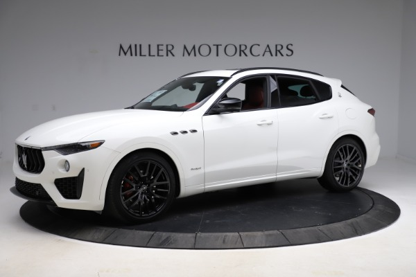 New 2021 Maserati Levante Q4 GranSport for sale $95,835 at McLaren Greenwich in Greenwich CT 06830 3