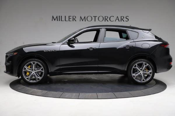 New 2021 Maserati Levante GTS for sale $139,585 at McLaren Greenwich in Greenwich CT 06830 3