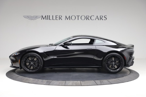 New 2021 Aston Martin Vantage for sale Sold at McLaren Greenwich in Greenwich CT 06830 2