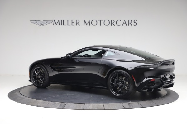 New 2021 Aston Martin Vantage for sale Sold at McLaren Greenwich in Greenwich CT 06830 3