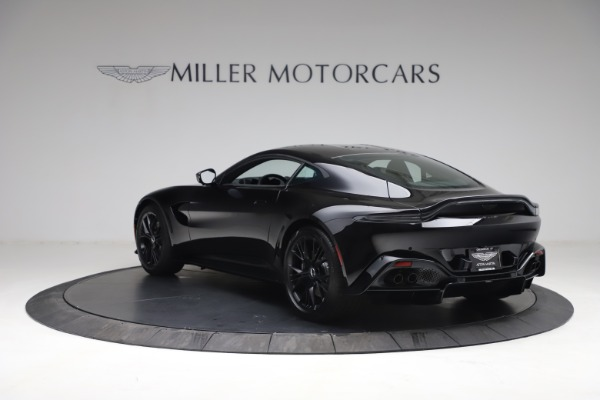 New 2021 Aston Martin Vantage for sale Sold at McLaren Greenwich in Greenwich CT 06830 4