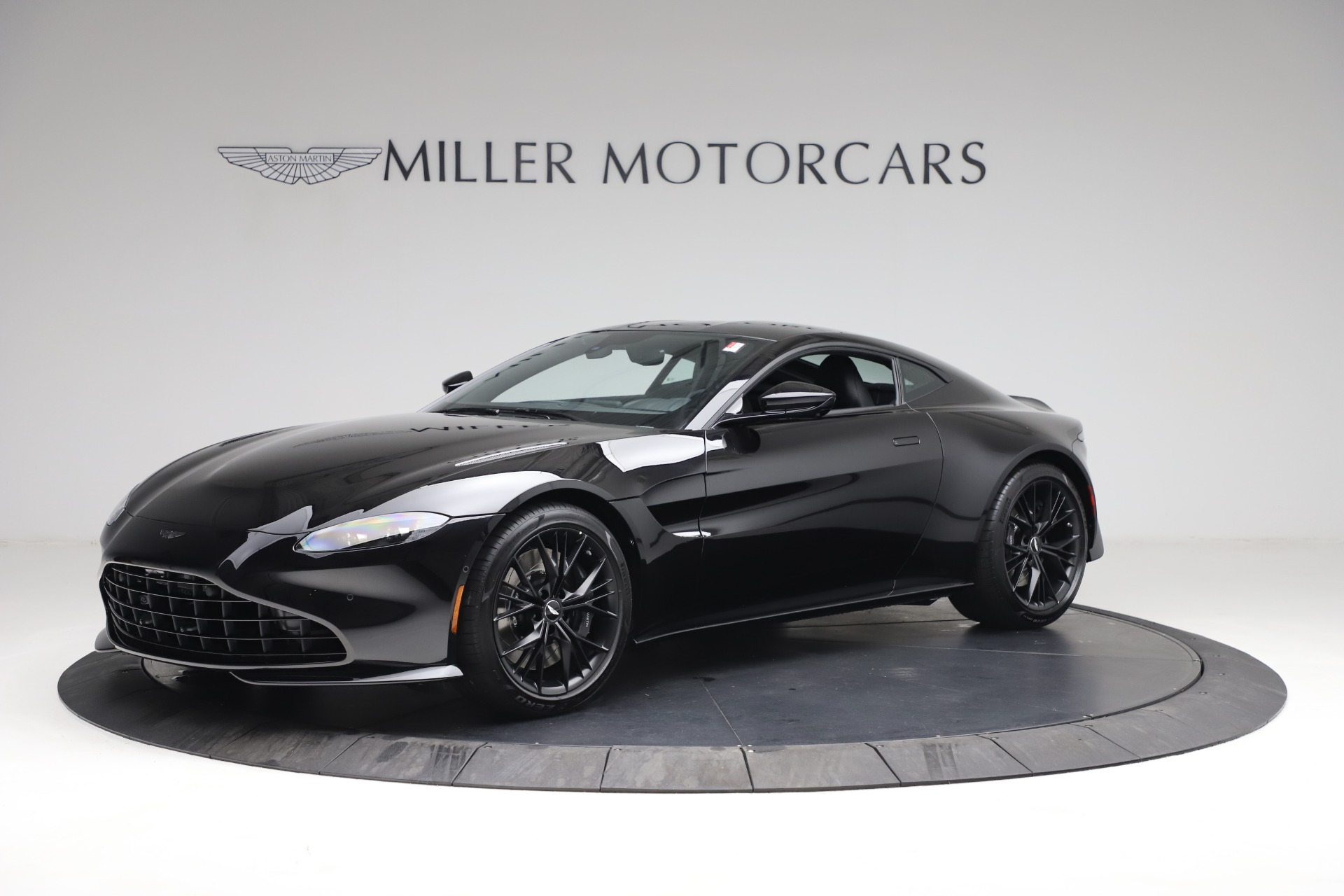 New 2021 Aston Martin Vantage for sale Sold at McLaren Greenwich in Greenwich CT 06830 1