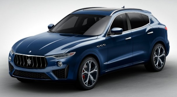 New 2021 Maserati Levante S Q4 GranSport for sale $104,835 at McLaren Greenwich in Greenwich CT 06830 1