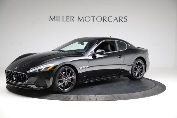 Used 2018 Maserati GranTurismo Sport for sale $99,900 at McLaren Greenwich in Greenwich CT 06830 2