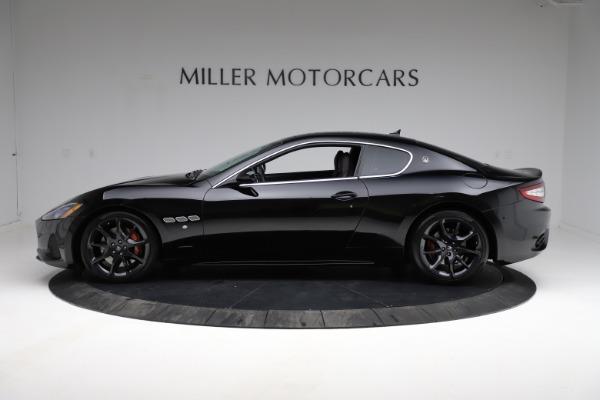 Used 2018 Maserati GranTurismo Sport for sale $99,900 at McLaren Greenwich in Greenwich CT 06830 3