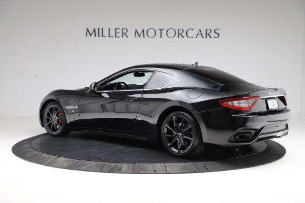 Used 2018 Maserati GranTurismo Sport for sale $99,900 at McLaren Greenwich in Greenwich CT 06830 4