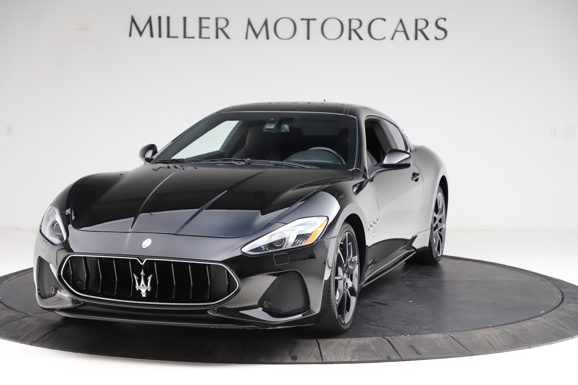Used 2018 Maserati GranTurismo Sport for sale $99,900 at McLaren Greenwich in Greenwich CT 06830 1