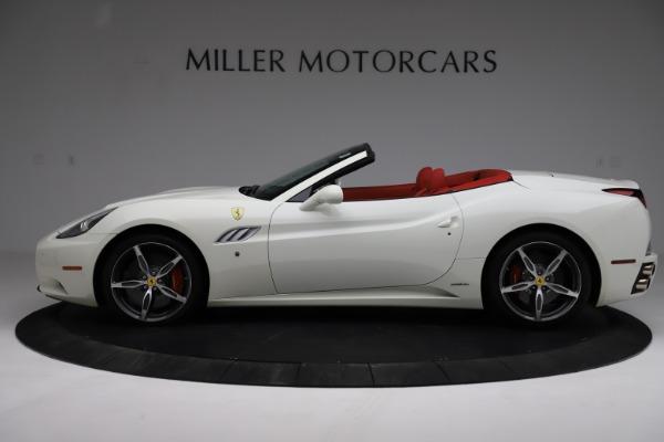 Used 2014 Ferrari California 30 for sale Sold at McLaren Greenwich in Greenwich CT 06830 3