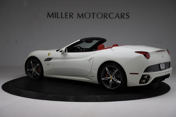 Used 2014 Ferrari California 30 for sale Sold at McLaren Greenwich in Greenwich CT 06830 4