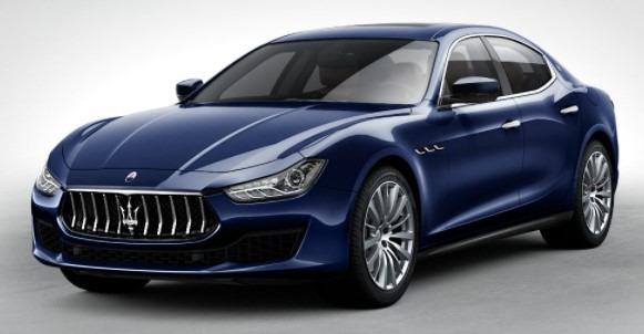 New 2021 Maserati Ghibli S Q4 for sale $86,954 at McLaren Greenwich in Greenwich CT 06830 1