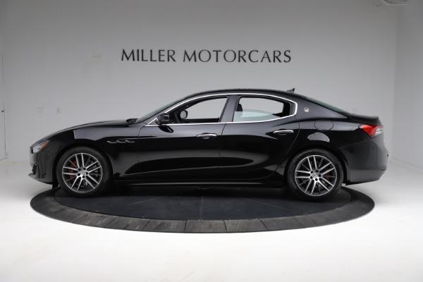 New 2021 Maserati Ghibli S Q4 for sale $86,654 at McLaren Greenwich in Greenwich CT 06830 3