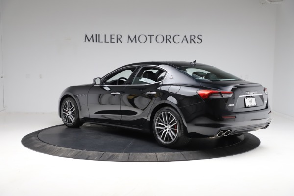 New 2021 Maserati Ghibli S Q4 for sale $86,654 at McLaren Greenwich in Greenwich CT 06830 4