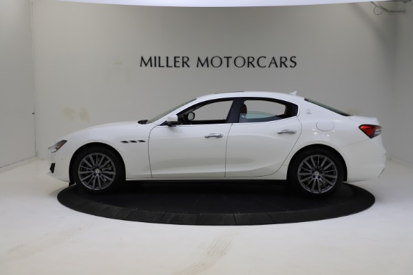 New 2021 Maserati Ghibli S Q4 for sale $85,754 at McLaren Greenwich in Greenwich CT 06830 3