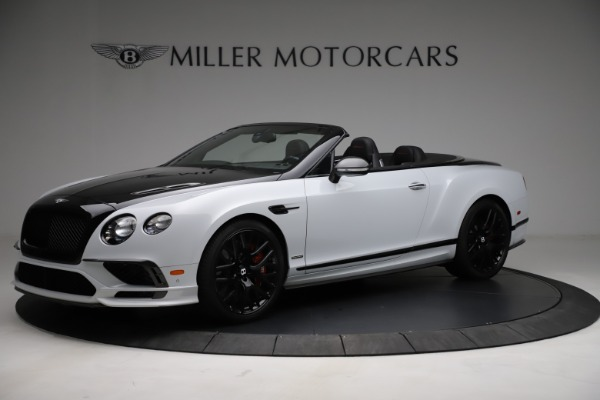 Used 2018 Bentley Continental GT Supersports for sale $209,900 at McLaren Greenwich in Greenwich CT 06830 2