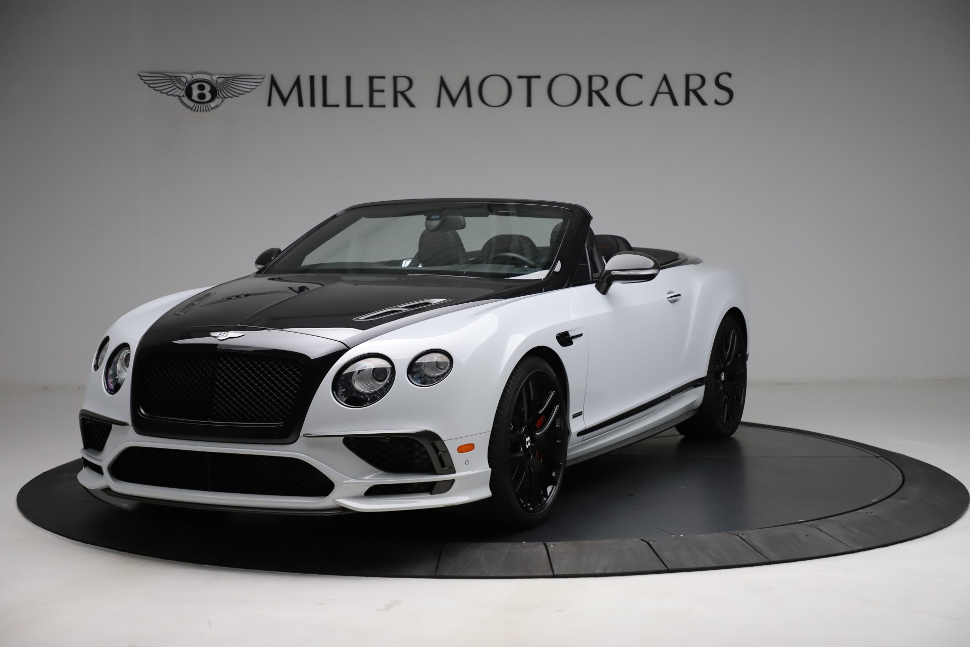Used 2018 Bentley Continental GT Supersports for sale $209,900 at McLaren Greenwich in Greenwich CT 06830 1