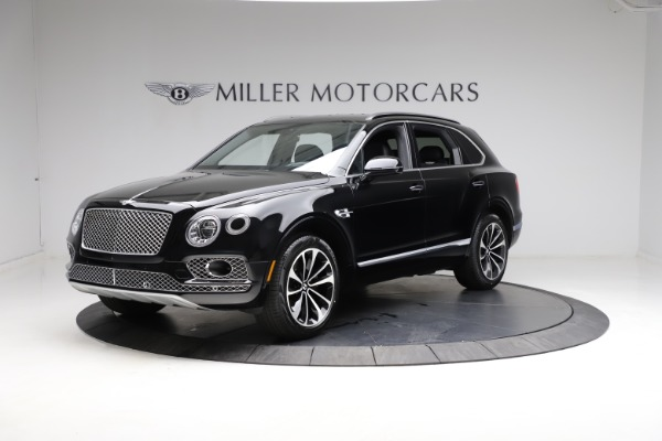 Used 2018 Bentley Bentayga W12 Signature for sale $153,900 at McLaren Greenwich in Greenwich CT 06830 2