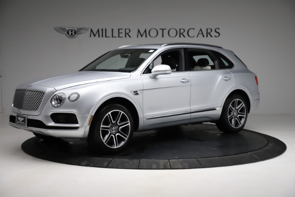 Used 2018 Bentley Bentayga Activity Edition for sale $152,900 at McLaren Greenwich in Greenwich CT 06830 2