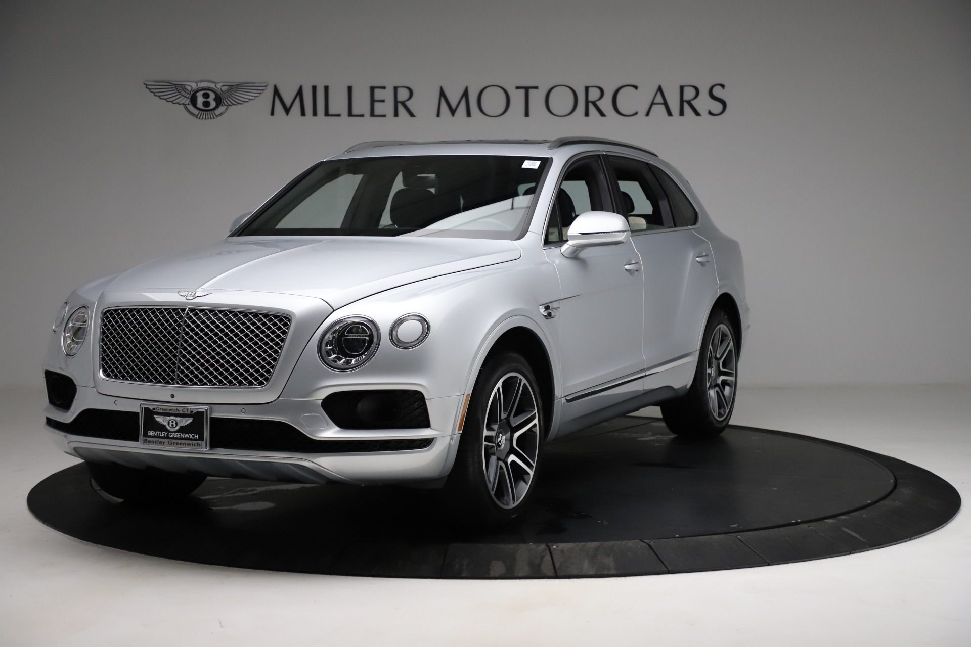 Used 2018 Bentley Bentayga Activity Edition for sale $152,900 at McLaren Greenwich in Greenwich CT 06830 1