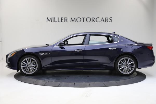 New 2021 Maserati Quattroporte S Q4 GranLusso for sale $123,549 at McLaren Greenwich in Greenwich CT 06830 2