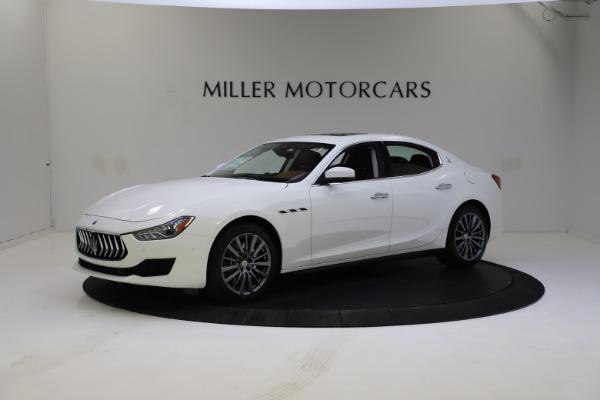 New 2021 Maserati Ghibli S Q4 for sale $85,754 at McLaren Greenwich in Greenwich CT 06830 2