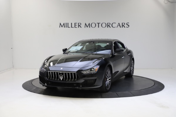 New 2021 Maserati Ghibli S Q4 for sale $86,654 at McLaren Greenwich in Greenwich CT 06830 2
