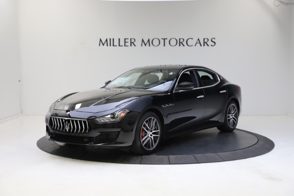 New 2021 Maserati Ghibli S Q4 for sale $86,654 at McLaren Greenwich in Greenwich CT 06830 3