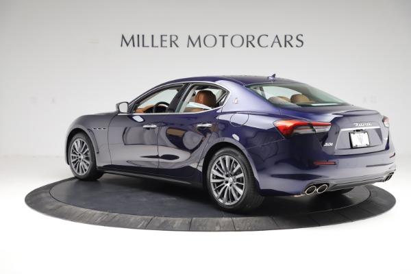 New 2021 Maserati Ghibli S Q4 for sale $86,954 at McLaren Greenwich in Greenwich CT 06830 4