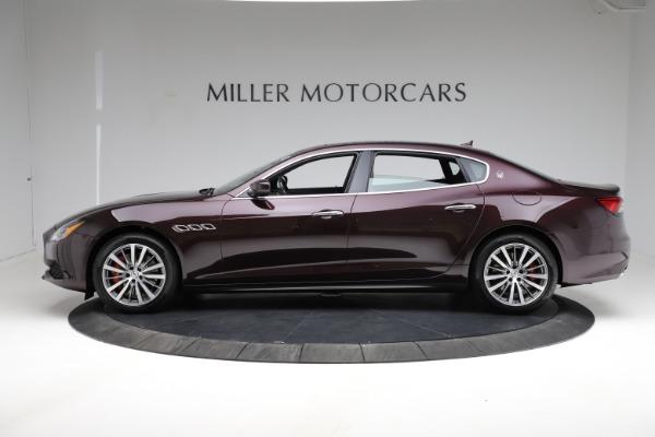 New 2021 Maserati Quattroporte S Q4 for sale $114,149 at McLaren Greenwich in Greenwich CT 06830 2