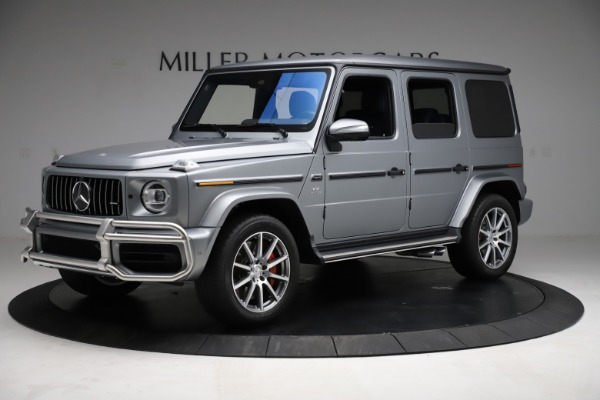 Used 2021 Mercedes-Benz G-Class AMG G 63 for sale $219,900 at McLaren Greenwich in Greenwich CT 06830 2