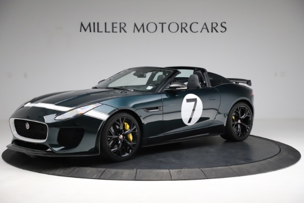 Used 2016 Jaguar F-TYPE Project 7 for sale $225,900 at McLaren Greenwich in Greenwich CT 06830 2