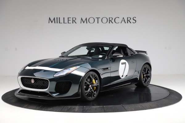 Used 2016 Jaguar F-TYPE Project 7 for sale $225,900 at McLaren Greenwich in Greenwich CT 06830 4